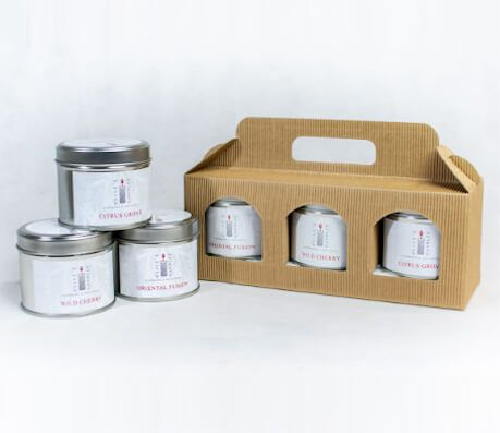 3 Candle Gift Set | Mix & Match Scented Candles